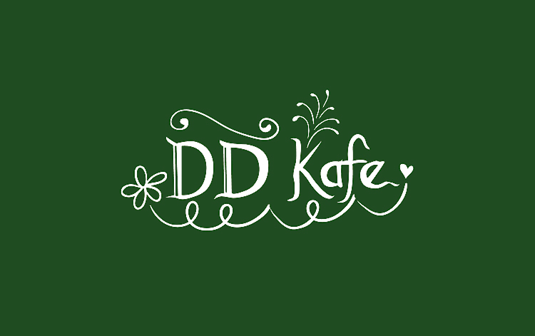 DD kafe logo tasarımı