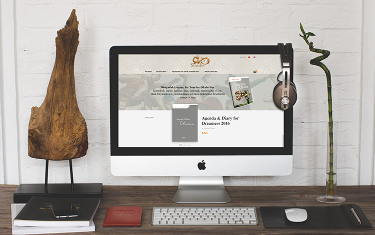 sinedie publishing e-ticaret sitesi