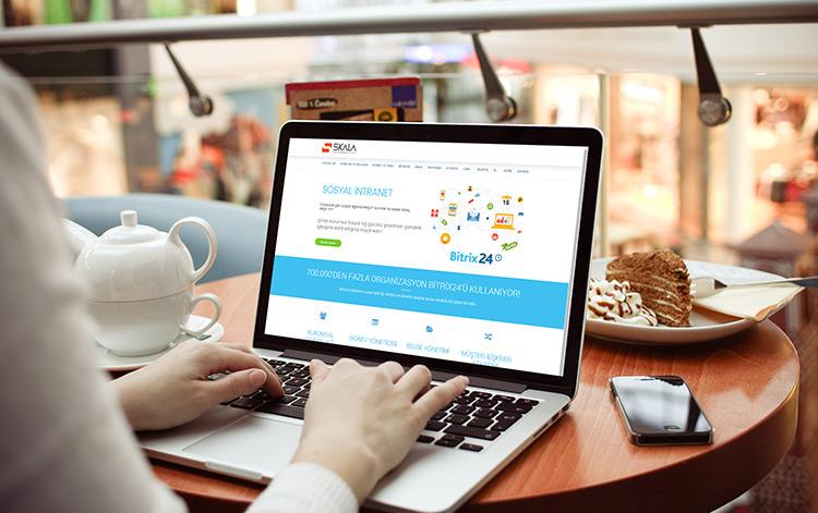 sosyal intranet websitesi