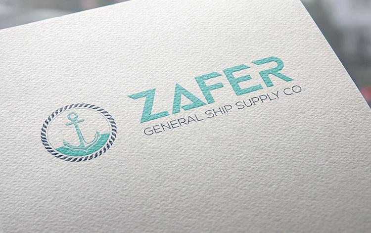 zafer ship supply logo
